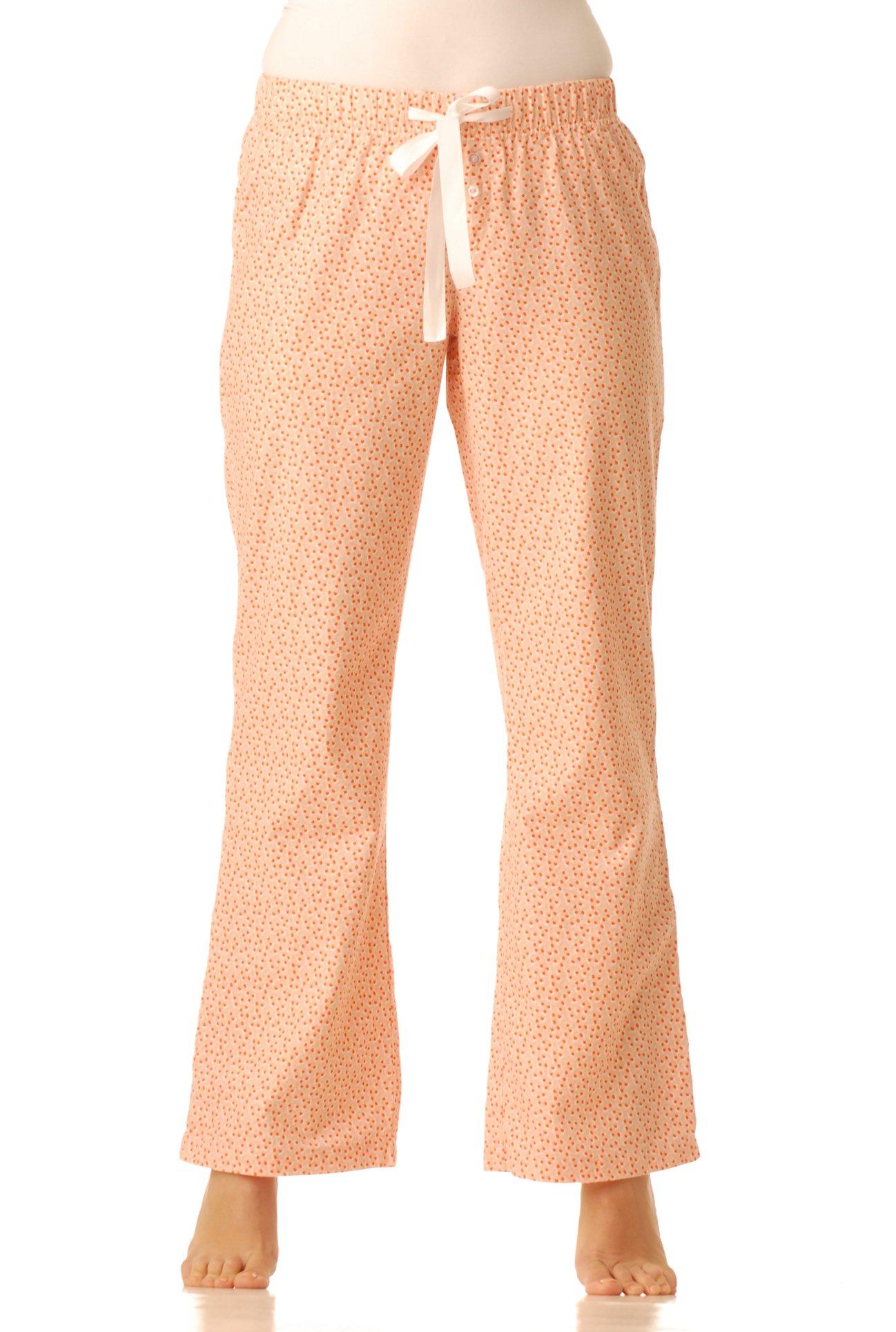 Flanelové pyžamové kalhoty - Heřmánek
